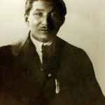 Жанша Досмухамедов, 1920 год (из фондов Кызылординского областного историко-краеведческого музея)