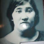 Жена Кулянда Кожанова (из фондов музея имени С.Кожанова. Южно-Казахстанская обл., Созакский р-н)