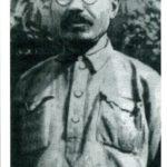 Халел Досмухамедов (из фондов Актюбинского областного историко-краеведческого музея)