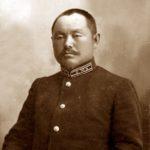 (KZ) Мұхаметжан Тынышбаев, 1918 жыл (Қызылорда облыстық тарихи-өлкетану мұражайы қорынан)