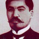 Алихан Букейханов (из фондов Карагандинского областного историко-краеведческого музея)