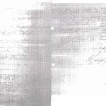 Қызметтік тізім (көшірме) (құжат ұстаушы: Ахмет Байтұрсынұлы мұражай-үйі)