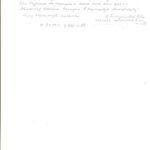 Ходатайство Х.Досмухамедова об издании драмы М.Ауезова «Байбиче-токал» (держатель документа: Государственный архив Южно-Казахстанской области г. Шымкент)