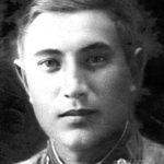 Ә.Ермековтың ұлы – Мағауия, 1945 жыл (Ә.Ермековтың ұлы Мағауия Ермековтың жеке қорынан)