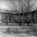 Дом Мухамедхана Сейткулова в Заречной слободке, г. Семипалатинск (из личного архива внучки М. Сейткулова - Дины Мухамедхан)